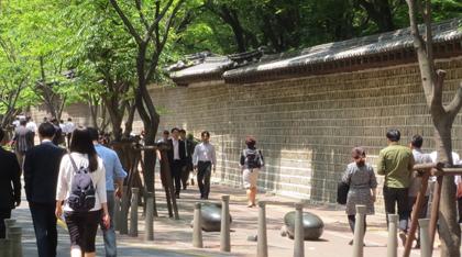 서울의 차 없는 거리